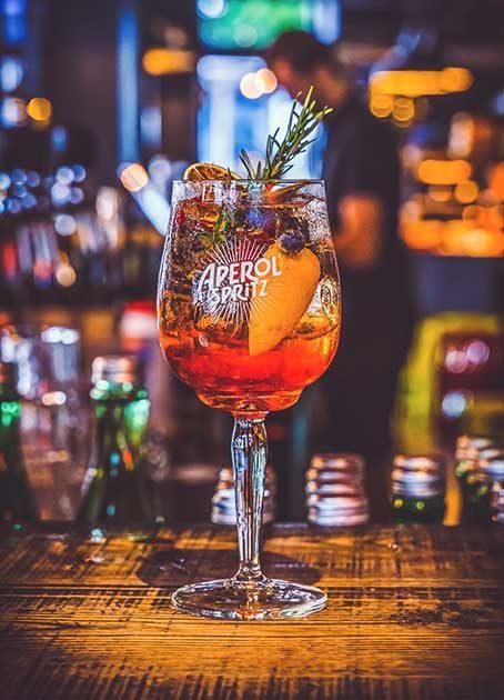 Sbar Cocktails Hannover